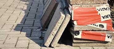 verschil stenen en tegels