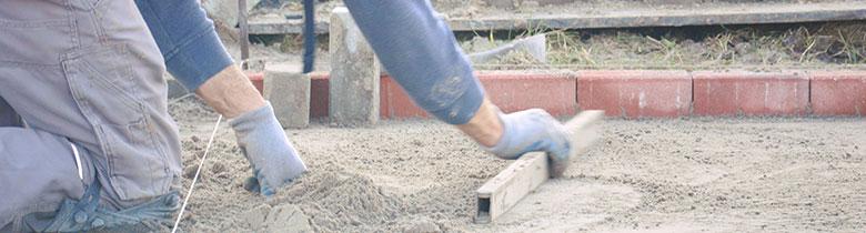 zand voor bestraten